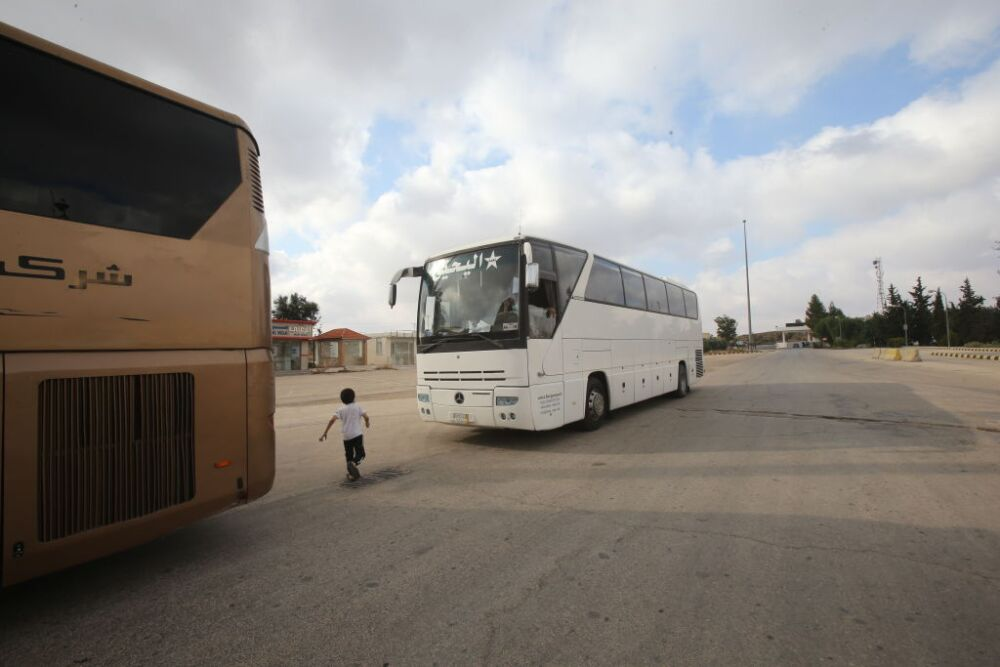 Jordan To Fully Open Main Crossing With Syria