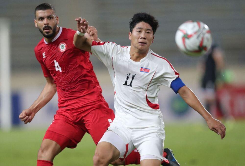 Selección Corea del Norte 160521 AFPe E.JPG
