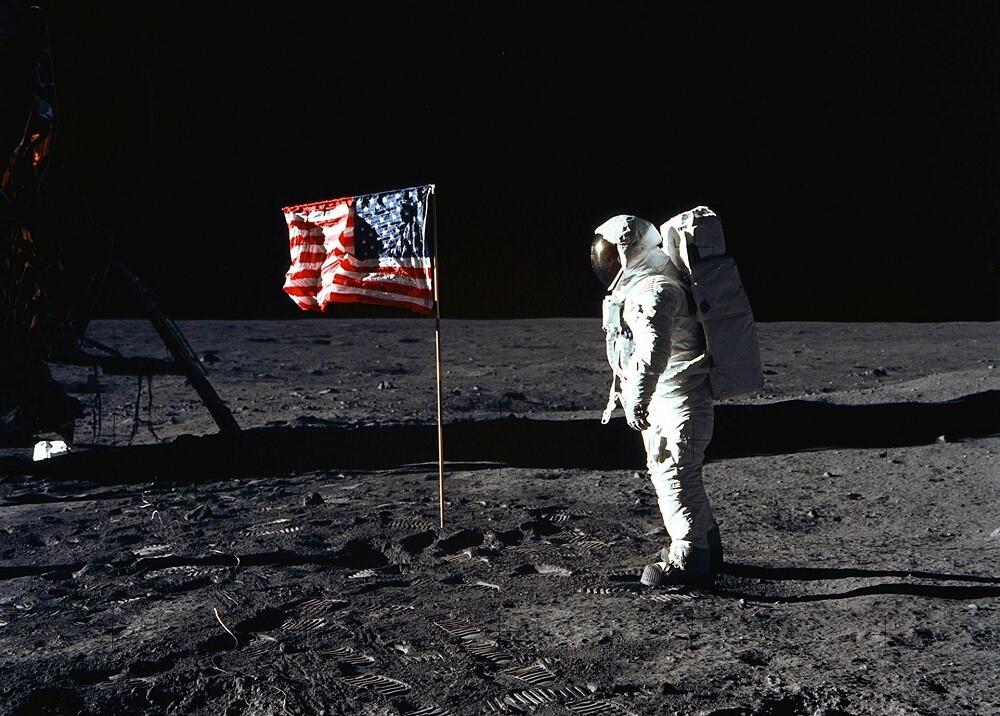 338888_BLU Radio. Misión Apolo 11 // Foto: AFP