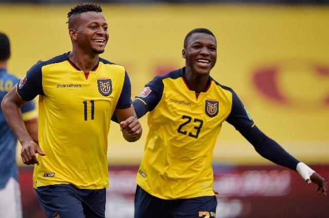 Selección de Ecuador para la Copa América