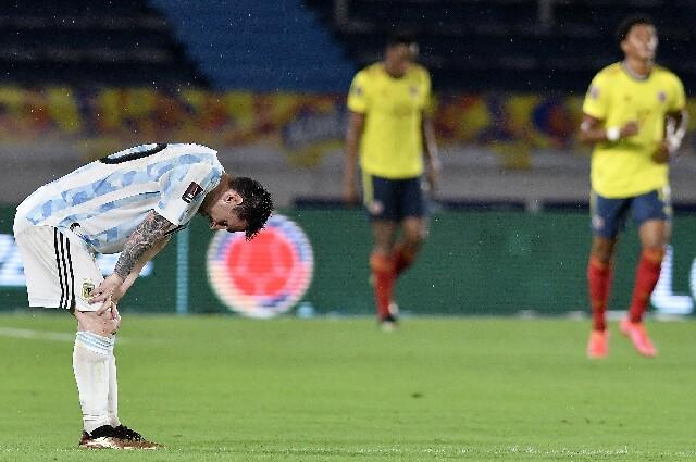 Repercusiones de la Selección Colombia vs. Argentina