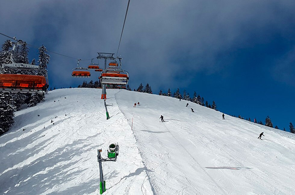Estación esquí