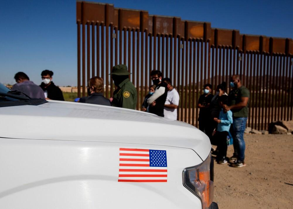 Frontera Estados Unidos - México Foto AFP.jpg