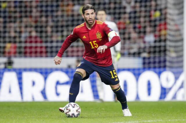 332730_Sergio Ramos, capitán selección española.