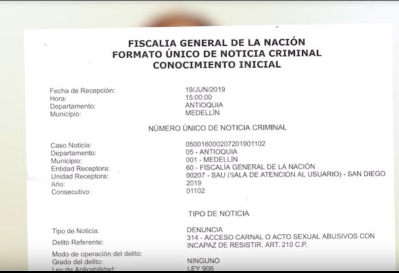 344211_BLU Radio. Denuncia de abuso caso El Colombiano // Foto: Tomada de Las Igualadas