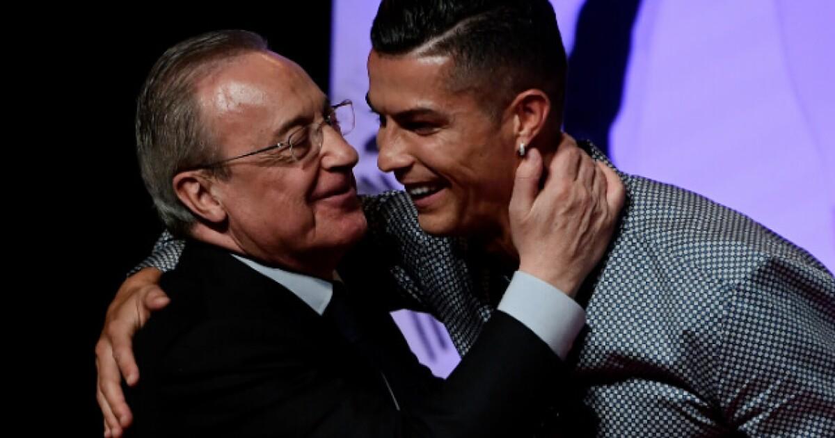 ¿Volverá Cristiano Ronaldo al Real Madrid? Esto respondió Florentino Pérez