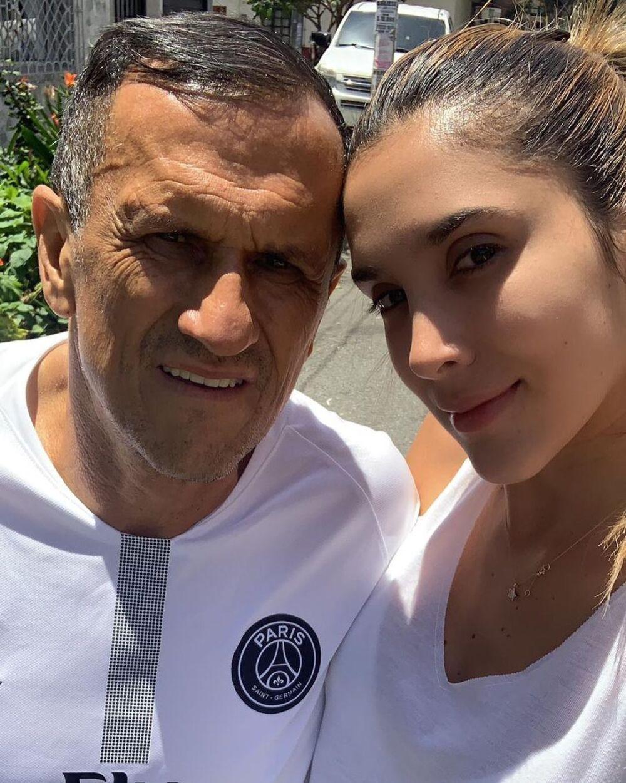 Daniela Ospina y Don Hernán