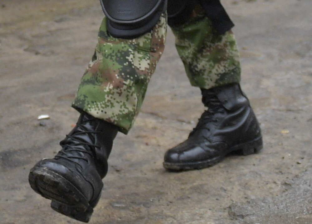369395_Militar, referencia / Foto: AFP