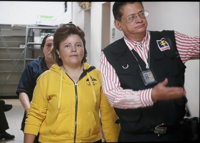 298595_Agente de Tránsito Floridablanca Ruby Barcenas / foto: BLU Radio