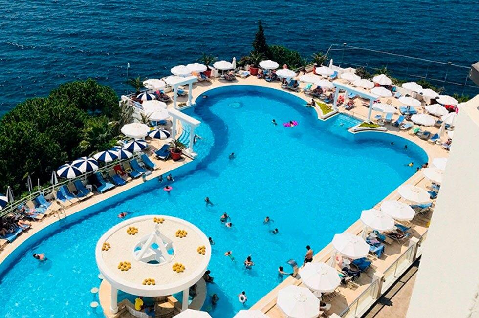 Hotel Korur De Lux Turquía