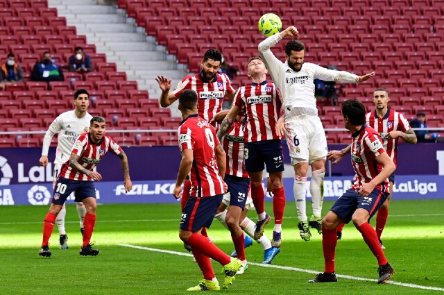 Atlético de Madrid Real Madrid