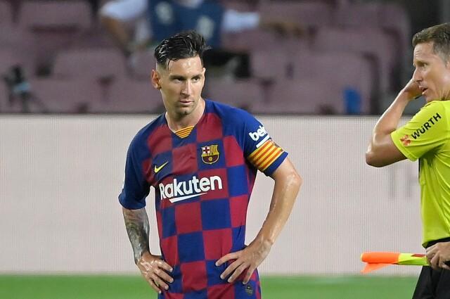 Lionel Messi - Foto: AFP