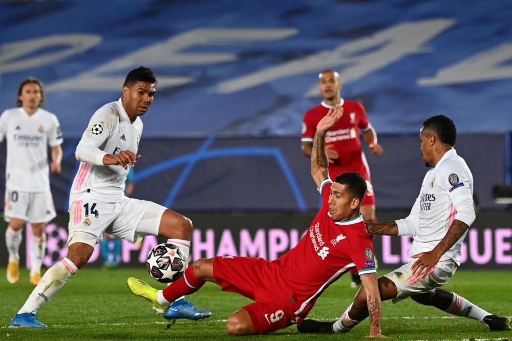 Liverpool Real Madrid AFP.