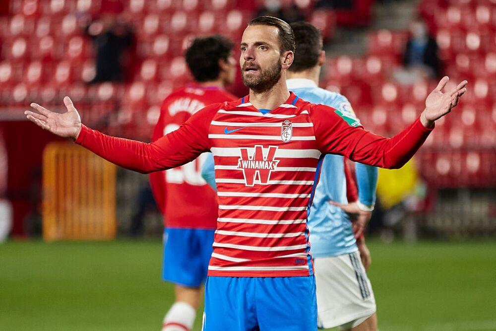 Granada CF v RC Celta - La Liga Santander