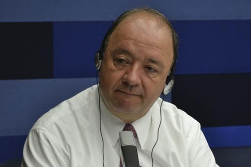 47082_BLU Radio. MinDefensa, Luis Carlos Villegas / Foto: BLU Radio