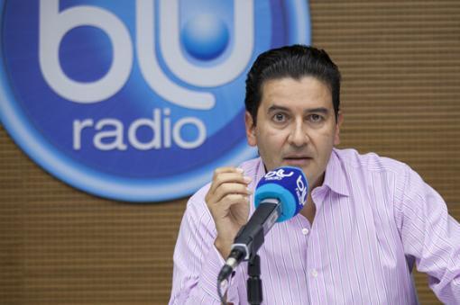 45870_Néstor Morales. Foto: Blu Radio