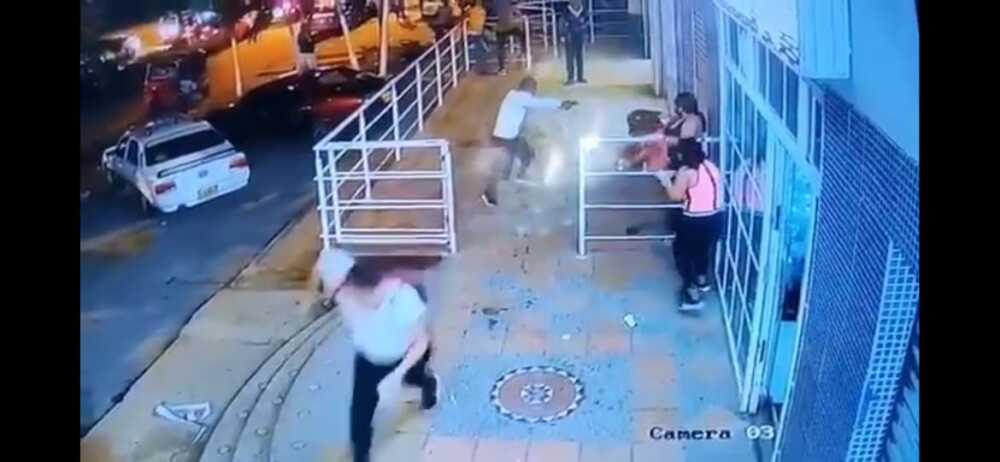 Ataque a bala en Soledad