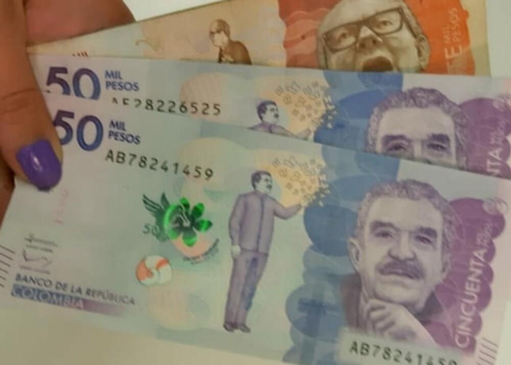 Dinero, plata