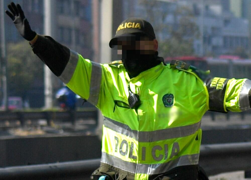 372326_Retén de Policía // Foto: AFP, imagen de referencia