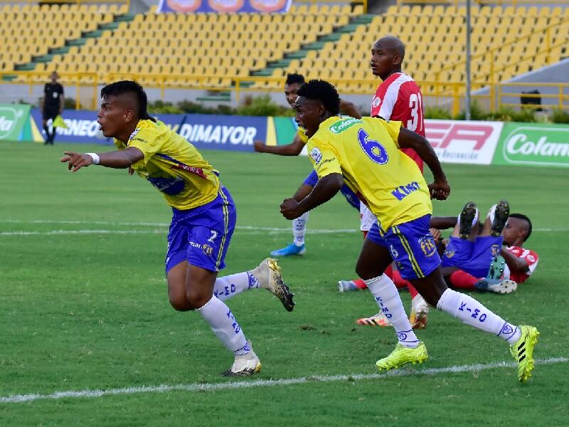 Real Cartagena Celebra vs. Barranquilla