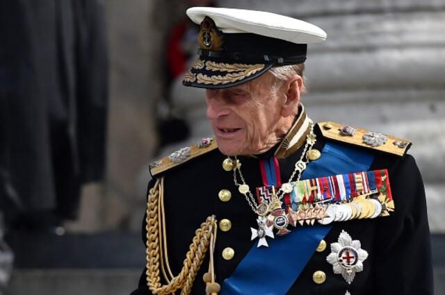 Príncipe Felipe de Edimburgo, consorte de la Reina Isabel II de Inglaterra