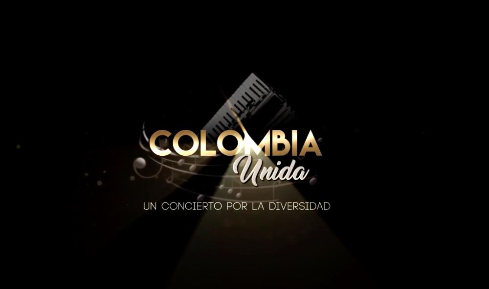 Concierto Colombia Unida