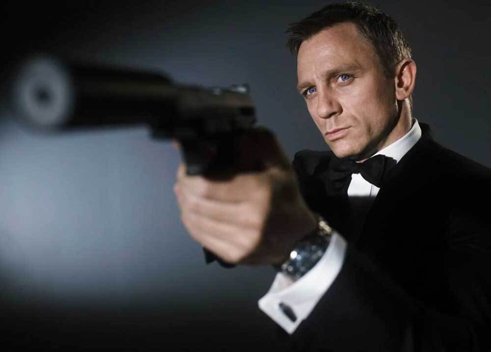 341489_BLU Radio // James Bond 007 // Foto: cortesía MGM