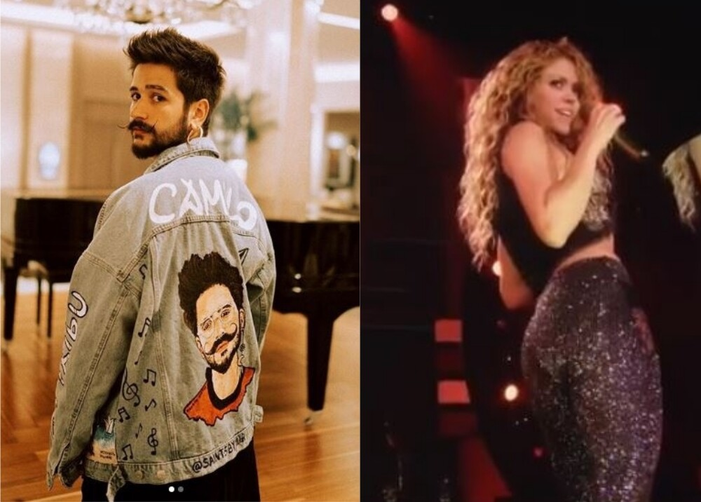 18957_Foto: Shakira y Camilo Echeverry / Instagram