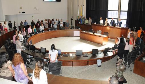 11811_Blu Radio // Concejo de Medellín // Foto: Cortesía Concejo de Medellín