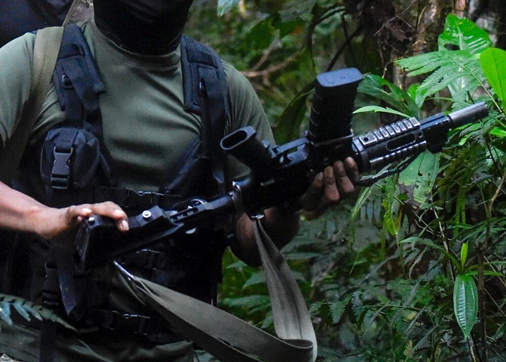 347807_Grupos armados ilegales // Foto: AFP, imagen de referencia