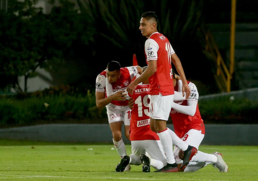 Independiente Santa Fe vs Millonarios - Liga BetPlay DIMAYOR I 2020