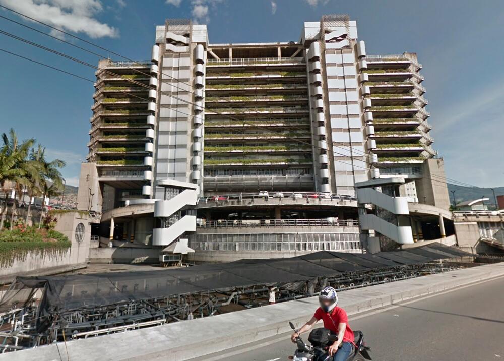 374008_Edificio inteligente de EPM en Medellín // Foto: Google Maps