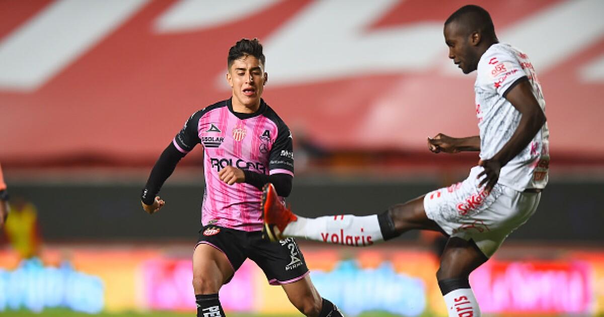 Kevin Balanta, todo un 'gallo': el colombiano es nuevo jugador del Querétaro