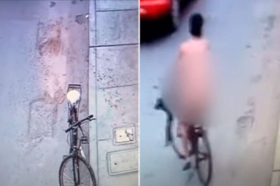 Ladrón desnudo