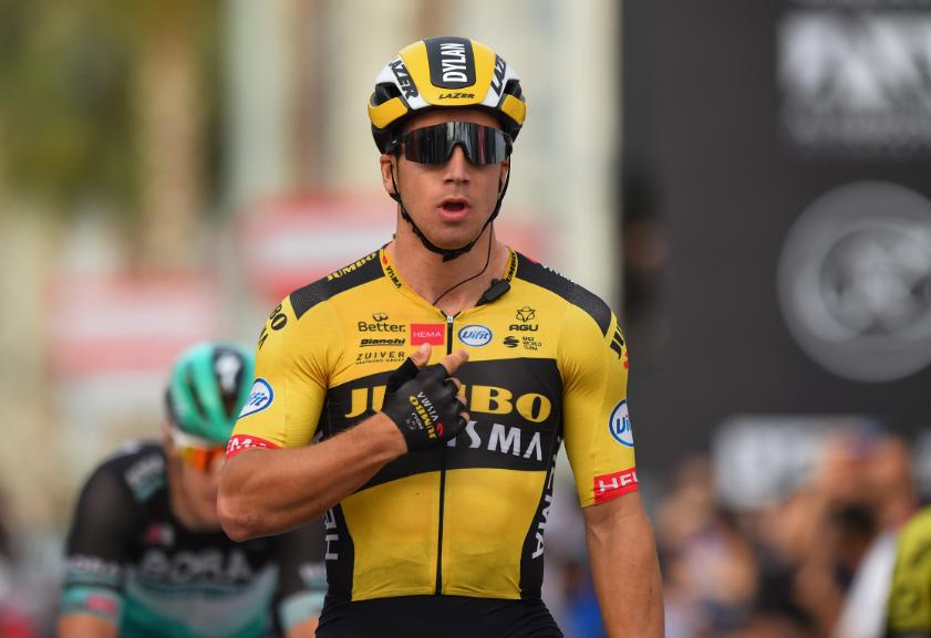 Dylan Groenewegen regresa a competencias en el Giro de Italia.