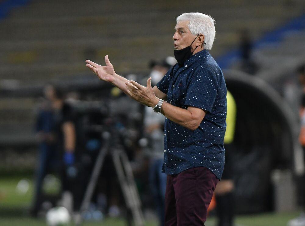 Julio Comesaña, técnico de Medellín. Dimayor.jpeg
