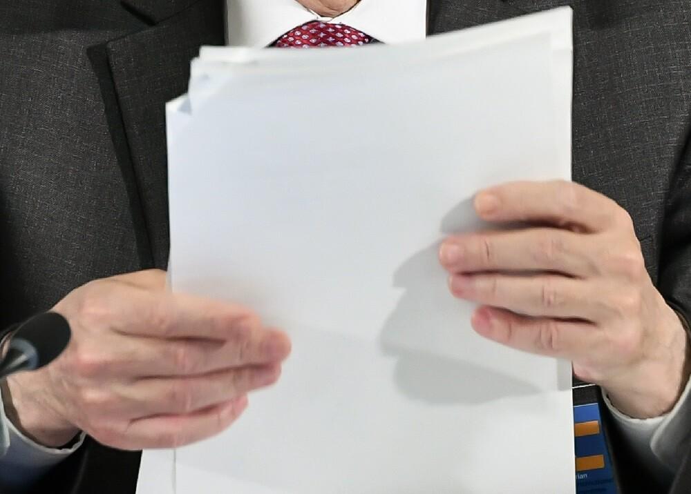 347528_Escritura - Imagen de referencia // Foto: AFP