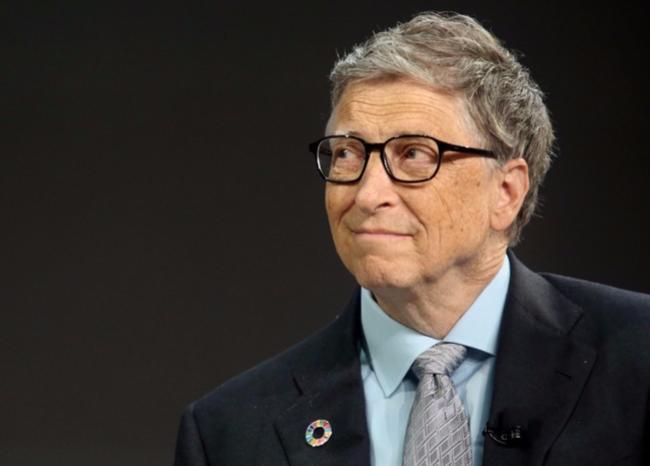 BLU Radio. Bill Gates. Foto: AFP.