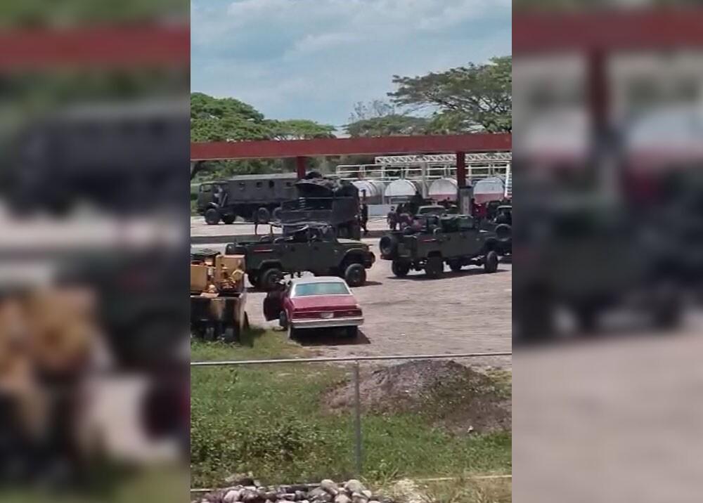 Situación en Venezuela. Foto captura de pantalla video suministrado.jpg