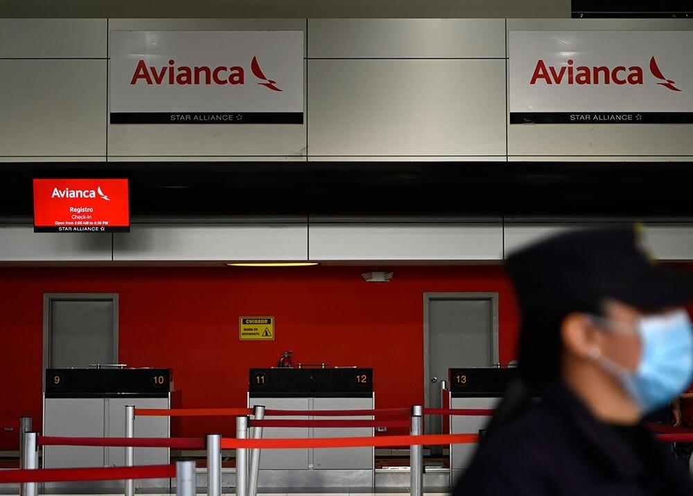 362038_Avianca / Foto: AFP