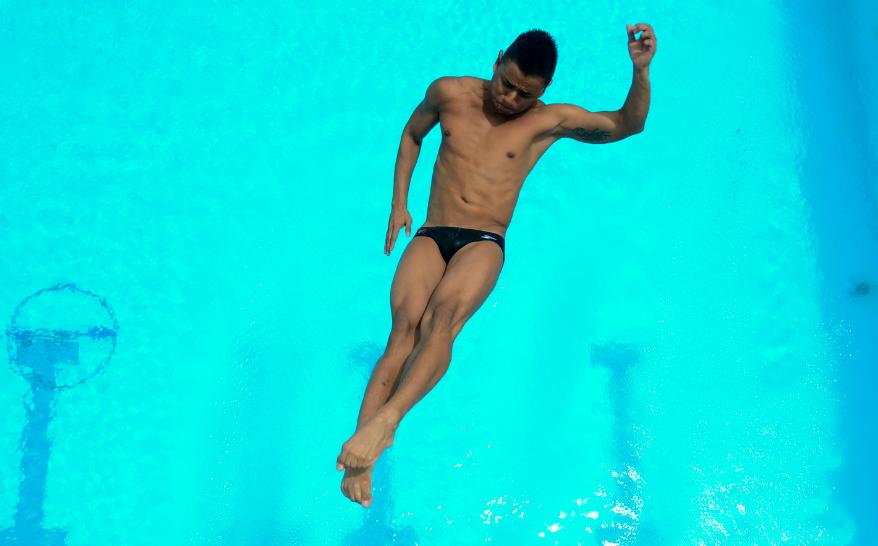 Sebastián Villa clasificó a los Juegos Olímpicos de Tokio.