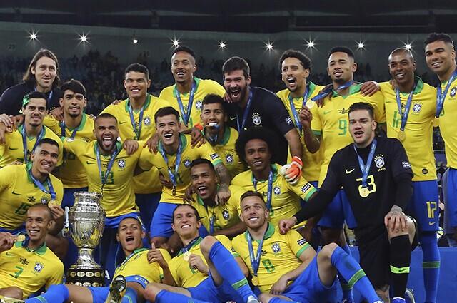 La selección de Brasil y sus 23 convocados, para el inicio de las Eliminatorias rumbo al Mundial