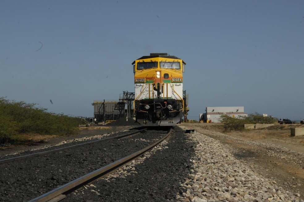 300757_Línea férrea del Cerrejón - Foto: El Espectador