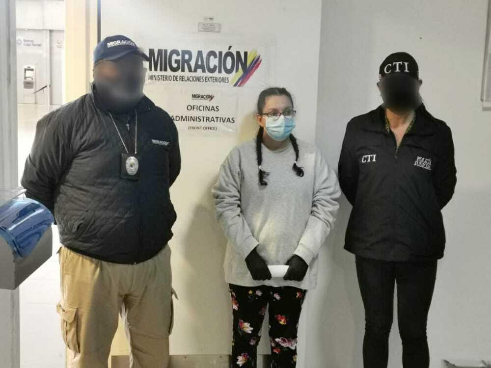 372579_BLU Radio // Capturada presunta responsable de homicidio de profesor de la Universidad Nacional // Foto: Fiscalía