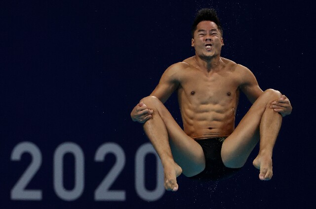 Sebastián Morales clasificó a la semifinal del trampolín tres metros de los Juegos Olímpicos Tokio 2020.