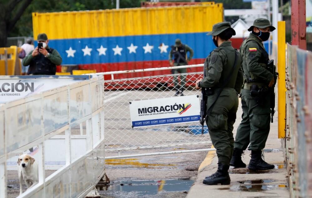 Comando especial contra migrantes