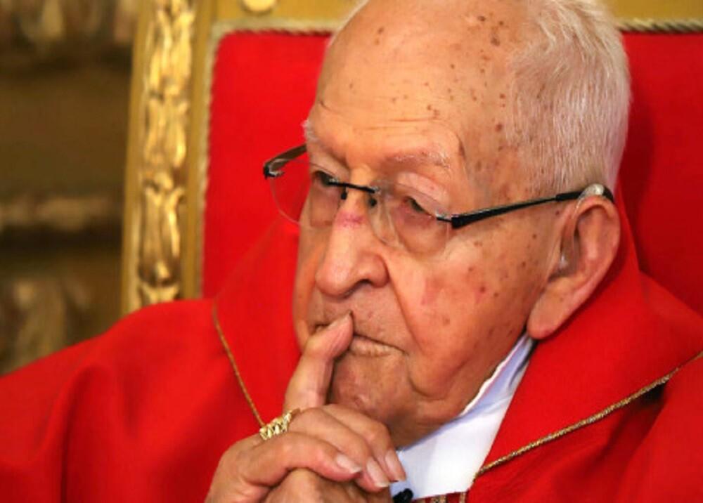327898_BLU Radio. Obispo José de Jesús Pimiento/ foto: suministrada.