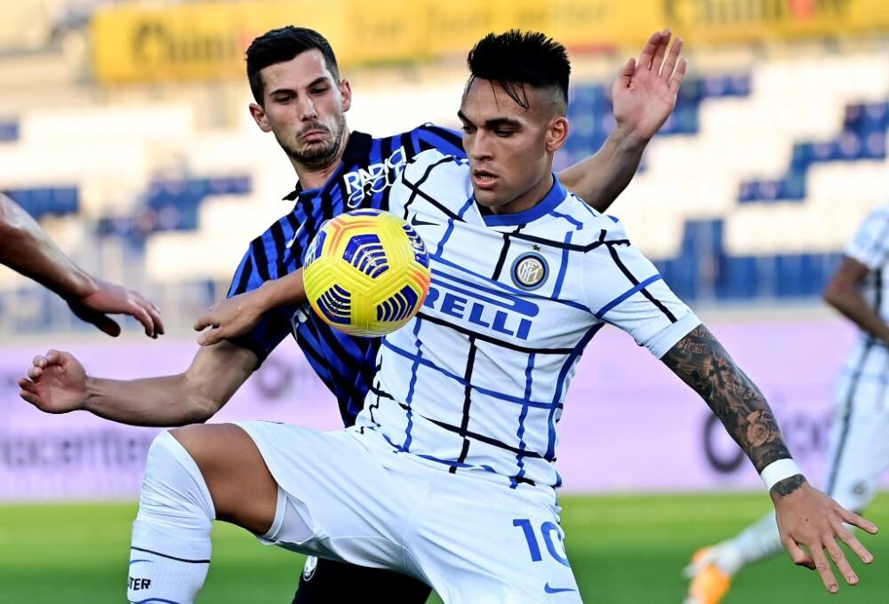 Lautaro Martínez, Inter vs Atalanta