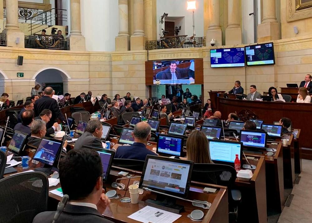 353853_Congreso de la República / Foto: Cortesía Senado