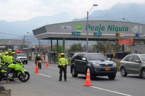 12365_Operación retorno. Foto: Policía de carreteras